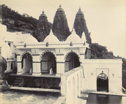 Temples, Girnar [Gaumukha Shrine]
